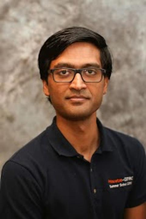 Photo of Abhishek Saha