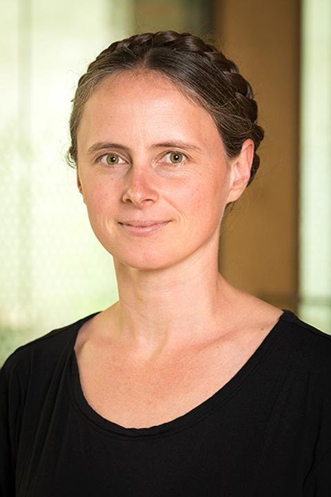 Photo of Nadia Heninger