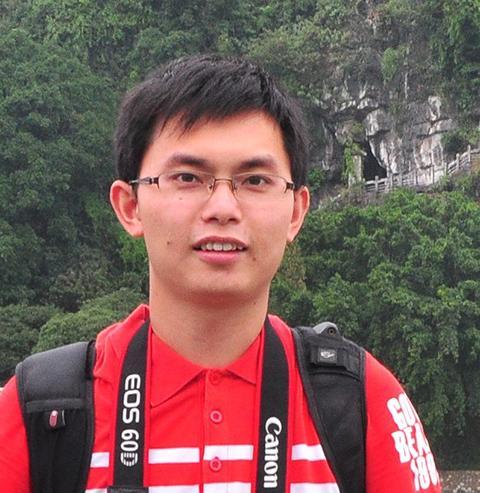 Photo of Yang Zheng