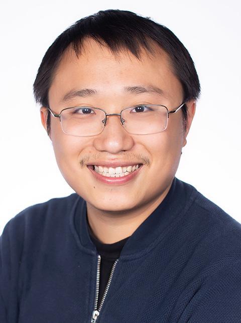 Photo of Xiaolong Wang