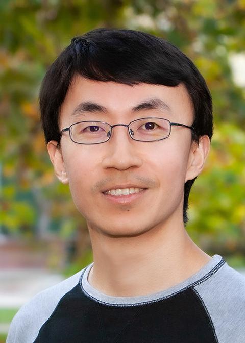 Photo of Pengtao Xie
